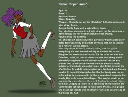 Ripper: GRS Student by Candy2021