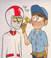 fixitfelixwootwoot by Cup-o-Hannibal