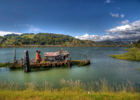 Gold Beach by kdiff3