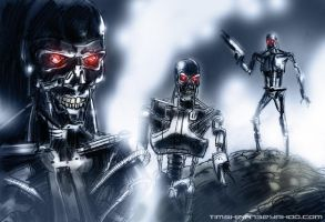Terminators by timshinn73