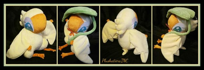 Ducky The Birdfolk Plush by PlushatiersINC