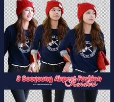 Sooyoung Airport Fashion Pack by RadientGlow