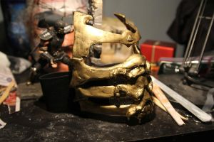 get over here! scorpion mk9 mask v 1.0 by arekusu83