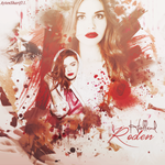 Holland Roden - Blend by AytenSharif11
