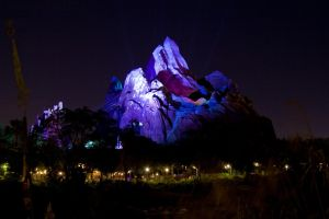 AK Expedition Everest Night 6 by AreteStock
