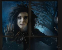 Bill_vampire_window by a2zeta