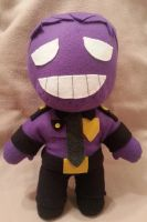 Purple Guy Plush by Miiroku