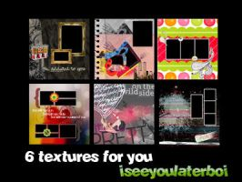 Pack Texture XI by Iseeyoulaterboi