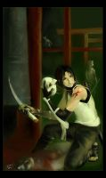 Itachi: The Mission - Revised by JenZee