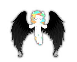[Gift] Paige the Notepad - Angel Backed Version by PegasisMCG
