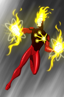 Firestorm 2099 by payno0