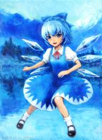 Cirno by tafuto001