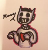 Zacharie by MistyPancakez