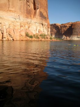 Lake Powell 2008. Reflection 2 by VulpinePilot