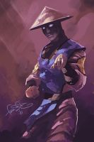 Raiden by fear-sAs