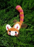 Pabu Doll by Foureyedalien