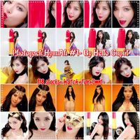 Photopack HyunAh #1- By Hello Cupid by HelloCupid