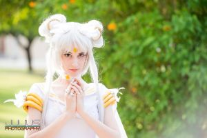 The Light of Hope (Sailor Cosmos) by Firelight-Cosplay