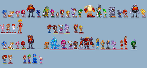STH - Sprite Compilation by Shinbaloonba
