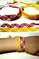 Friendship Bracelets7 by alex-tema