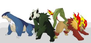 Fakemon - Finals by DU7CH13