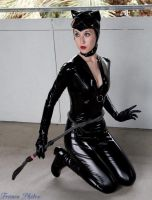 Catwoman at WonderCon 2013 (2) by CarolineKnight