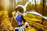 Fiora, The Grand Duelist by KandaDream