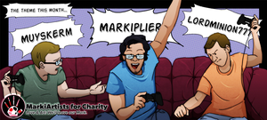 MarkiArtists Banner Entry by karlarei2003