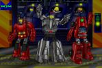 The Guardians of Gobotron by wondermanrules