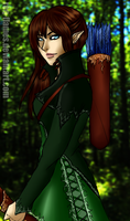 Into the woods by REQ-Inferno