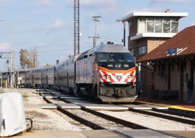 Metra RID Train 214 by JamesT4