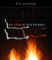 stock pictures - fire package by lunaticc63