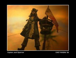 Captain Jack Sparrow... by chetmeister