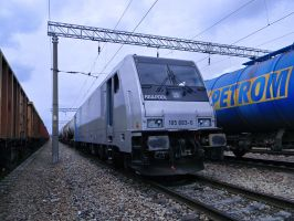 Bombardier Traxx by ranger2011