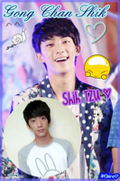 B1A4 Gongchan Edit [PNG] 01 by xElaine
