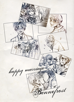 Happy wedding!! by nechy0
