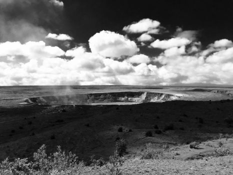 Kilauea crater by dagimp2
