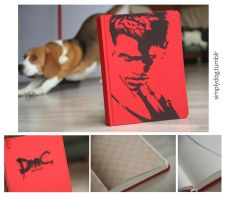DmC notebook by thesimplyLexi