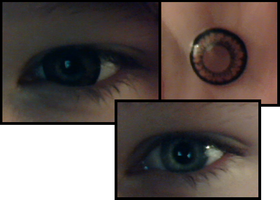 Circle Lense (Before and After) by NanoCharat