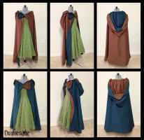 Reversible Twist Cloak by Durnesque