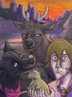 The Marauders - Full Moon Soon by Alatariel-Amandil