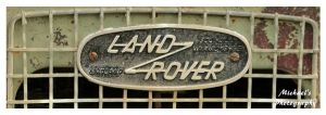 1966 Land Rover - Front Badge by TheMan268