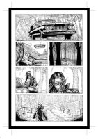 FUNHOUSE of HORRORS 3 Page 1 by RudyVasquez