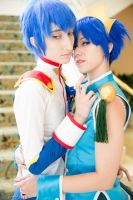 Fanime 2013: Fated Twins by burloire
