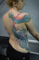Phoenix by ABYSS-TAT-2S