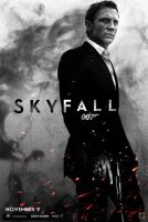 Skyfall Poster C by sahinduezguen