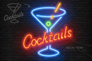 Neon Sign Photoshop Action by PsdDude