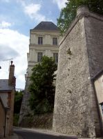 Another Side Street in Blois by Angel-Escondida