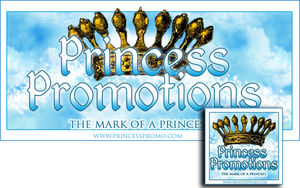 Princess Promotions - Facebook Banner + Icon by ajCorza