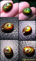 Royal Fire Agate by jessa1155